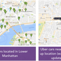 Why Zipcar can only look at Uber's backlights (comparing two business models)