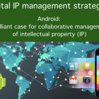 Strategic IP management