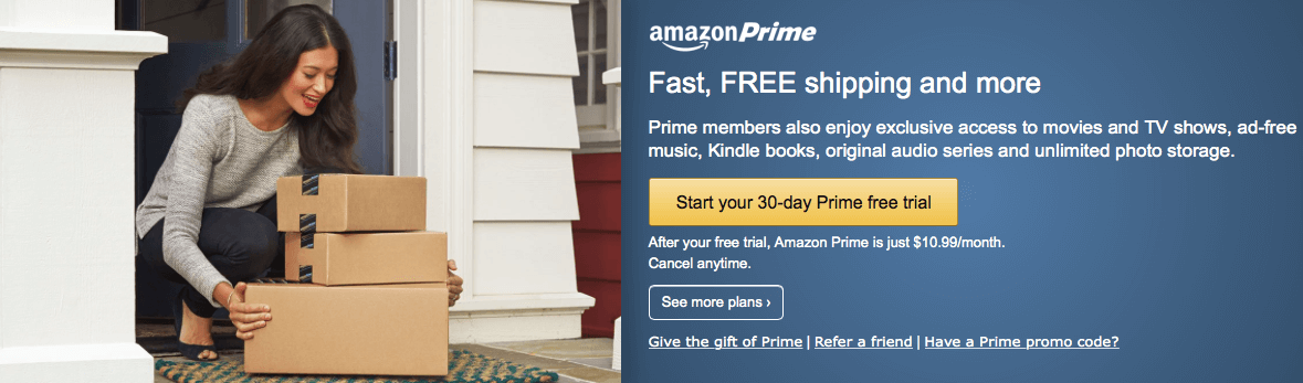 Amazon-Prime-subscription