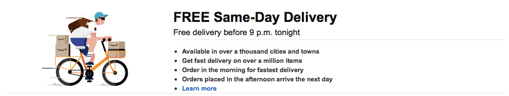 Amazon-same-day-delivery