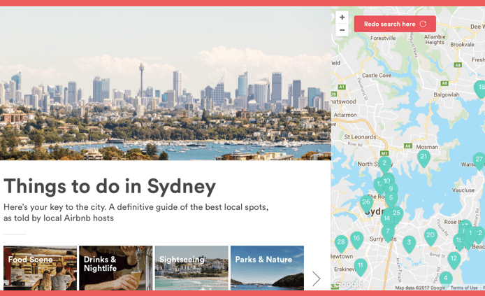 airbnb-local-recommendations-sydney