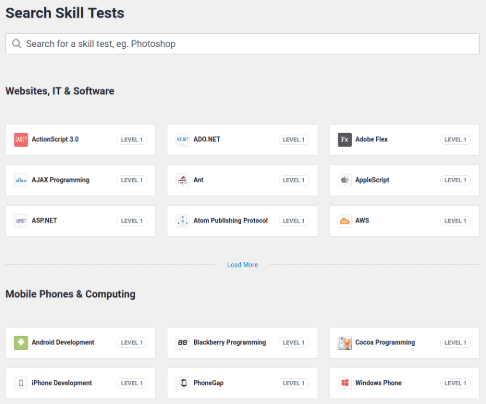 freelancer-com-skills-test