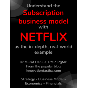 Free cash flow calculation: real-world example Netflix