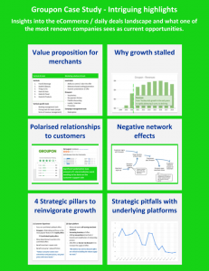 Groupon-case-study-highlights